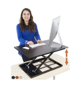 Stand Steady X-Elite pro standing desk converter